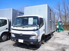 ダイナトラック2tワイドロング パネルバン パワーゲート 4WD