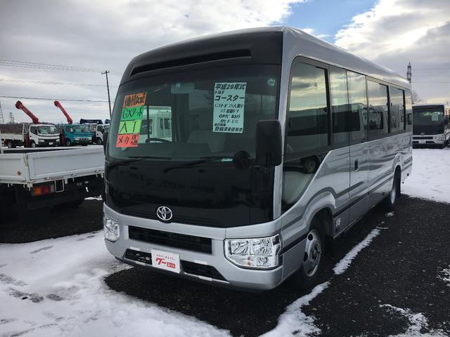 トヨタ GXターボ バス 自動ドア ナビ Bカメラ
