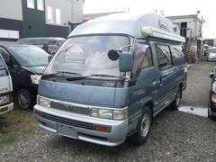 キャラバン キャンピング 4WD(日産)