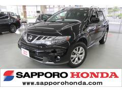 ムラーノ250XV FOUR 4WD Wサンルーフ 純ナビ 革シ−ト