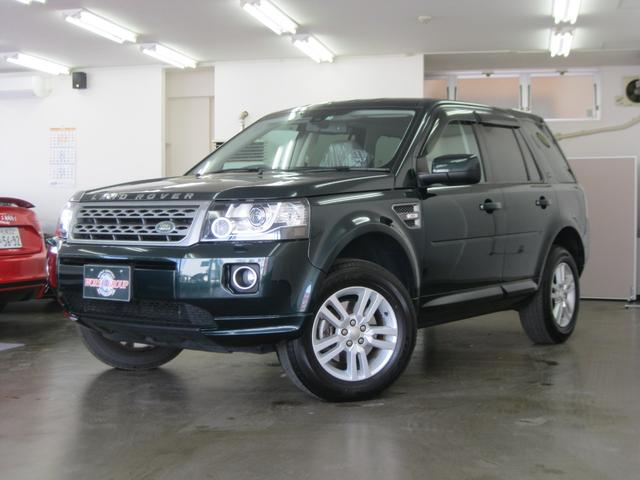Photo of LAND_ROVER FREELANDER 2  / used LAND_ROVER