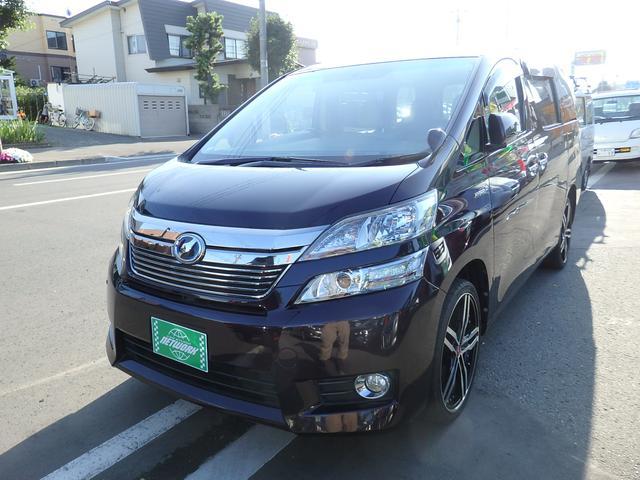 トヨタ X 4WD HDDナビ