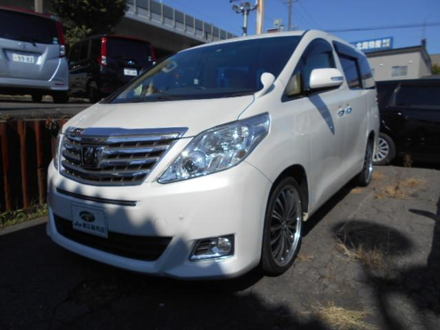 Photo of TOYOTA ALPHARD 240X / used TOYOTA