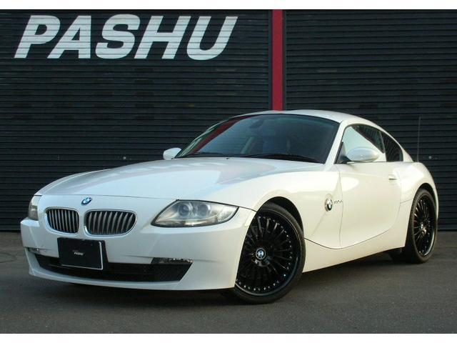 BMW Z4 クーペ3.0siHDDナビ ブラック19AWハーフブ...
