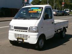 キャリイトラックKU 4WD AC付き