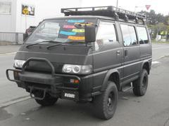 デリカスターワゴンGLX リフトアップ1ナンバー貨物 4WD