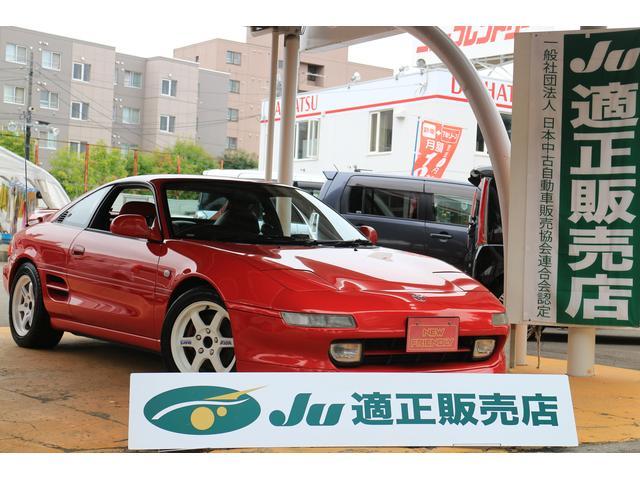 トヨタ GT-Sターボ 5速MT TRDセミバケ TE37 ETC