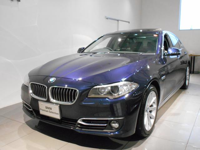 BMW 5シリーズ 528iラグジュアリー サンルーフレザー2年保...