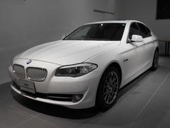 BMWアクティブハイブリッド5 レザーサンルーフ 2年保証