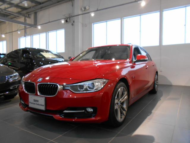 BMW 3シリーズ 328iスポーツ サンルーフ18アルミ 2年保...