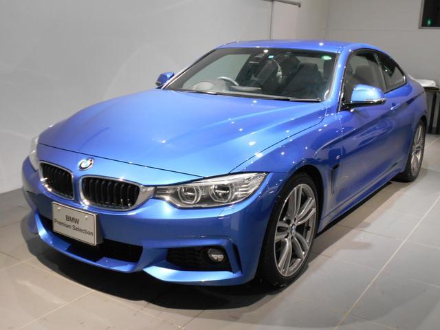 BMW 4シリーズ 420iクーペ Mスポーツ 19アルミ アドバ...