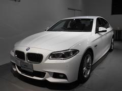 BMW523d Mスポーツ レザーデモカー 2年保証