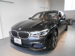 BMW750i Mスポーツ 20インチアロイ 当社デモカー