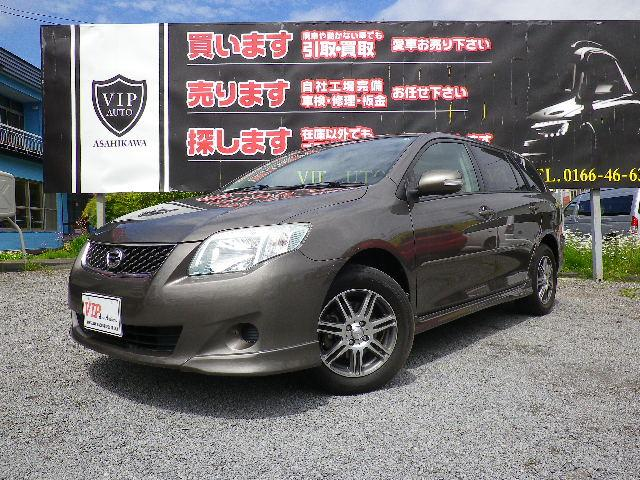 Photo of TOYOTA COROLLA FIELDER 1.5X AEROTOURER / used TOYOTA