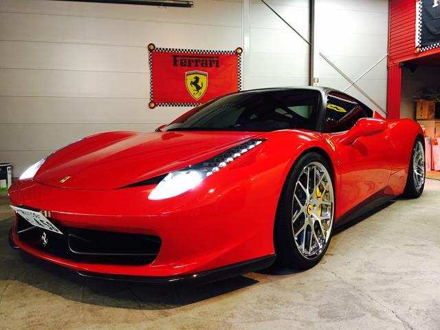 フェラーリ 458イタリア ベースグレード (検31.3)