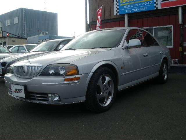 リンカーン V8 ワンオーナー サンルーフ 禁煙車