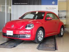 VW ザ・ビートルデザイン 弊社デモカー トルネードレッド 純正16インチAW