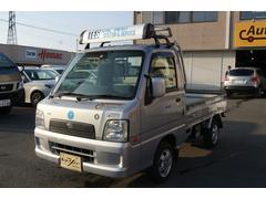 サンバートラックTC−スーパーチャージャー 4WD