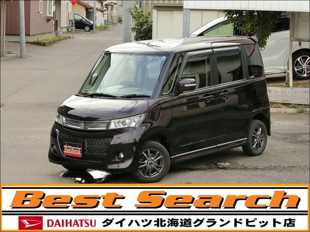 スズキ リミテッドII 4WD ワンオーナー 社外SDナビ