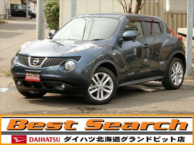 日産 16GT FOUR 4WD 純正ナビ