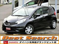 ノートX FOUR Vセレクション+セーフティ 4WD