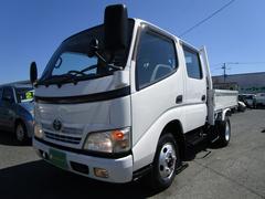 ダイナトラック4.0DT Wピックセミロング 2t 4WD 5速マニュアル