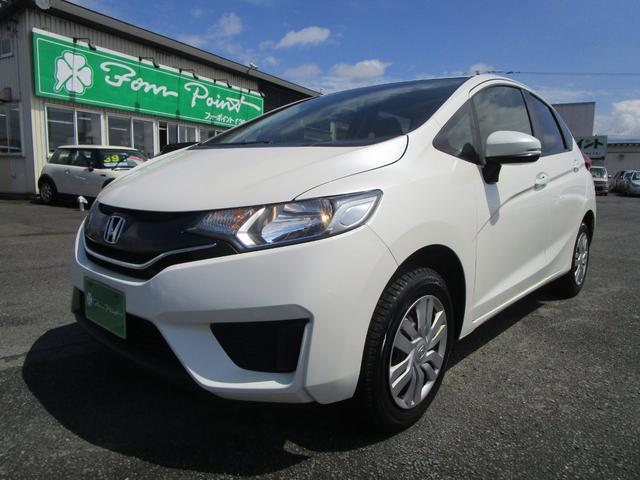 Photo of HONDA FIT 13G F PACKAGE / used HONDA