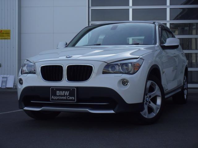 BMW xDrive 20i 4WD ワンオーナー 認定中古車