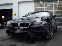BMWM5 左H 認定中古車