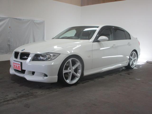BMW 3シリーズ 320i シュニッツァーエアロ (車検整備付)