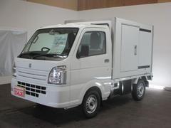 キャリイトラック冷凍車 1WAY 4WD 5速マニュアル 箱両側スライド