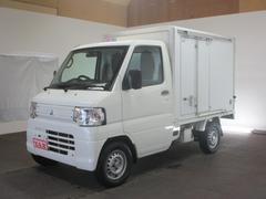 ミニキャブトラック保冷車 4WD エアコン パワステ 5MT