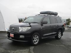 ランドクルーザーAX 4WD 寒冷地仕様 HDDナビ 後席モニター プッシュ