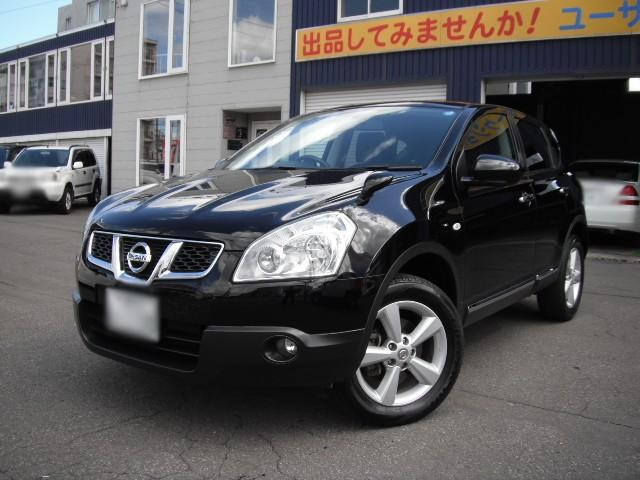 Photo of NISSAN DUALIS 20G FOUR / used NISSAN