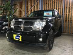 ダッジ ナイトロSXT 4WD 社外ナビ フルセグTV クルコン ETC