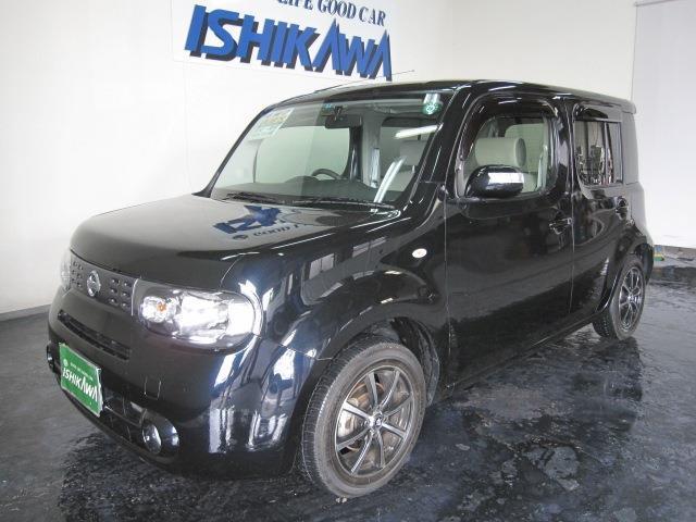 日産 15X FOUR 4WD ワンオーナー フルセグメモリーナビ