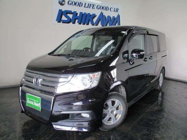 Photo of HONDA STEPWAGON SPADA Z / used HONDA