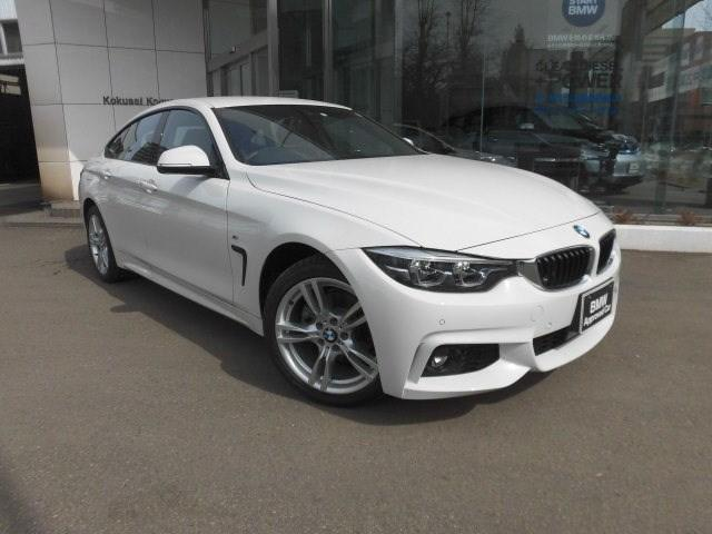 Photo Of BMW 4 SERIES 420i X DRIVE GRAN COUPE M SPORT Used