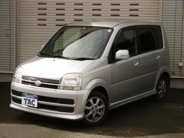 ☆安心の1年間距離無制限保証付き☆オートマ、4WD、CDオーディオ、ワンオーナー、支払総額59万円