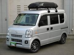 スクラムPC 4WD キャンピングキット付