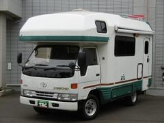 カムロードキャンピング 4WD