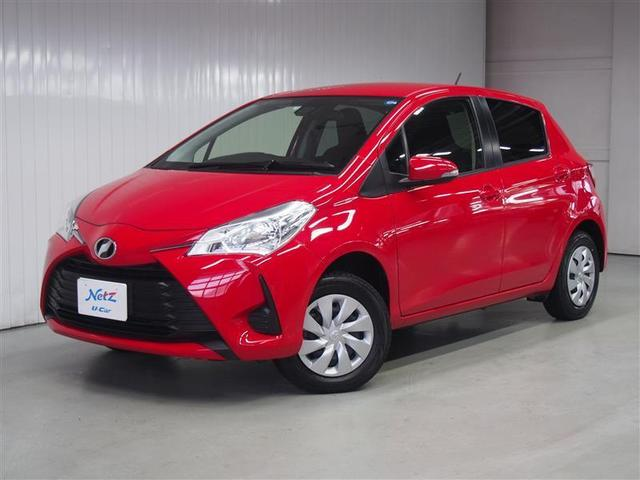 Toyota Vitz F 2018 Red 19 000 Km Details Japanese Used