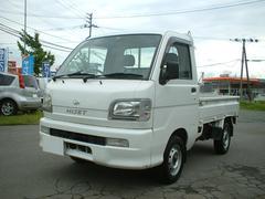 ハイゼットトラックスペシャル 農用パック 4WD パワステ付 スタッドレス付属
