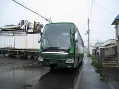 三菱ふそうエアロクイーン大型バス スーパーハイレッカー 52人乗り