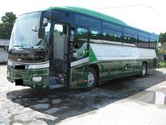 いすゞガーラ ハイレッカー大型バス 観光55人乗り