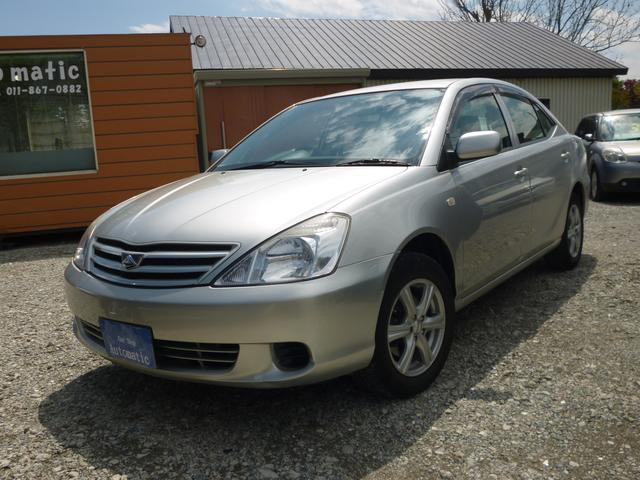Photo of TOYOTA ALLION A18 STANDARD PACKAGE / used TOYOTA