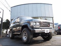 ランドクルーザー60VX 4WD ハイリフト