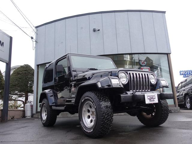 Photo of CHRYSLER_JEEP JEEP WRANGLER SAHARA / used CHRYSLER_JEEP