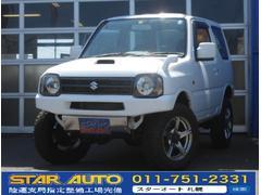 ジムニーXG 4WD リフトアップ 社外マフラー