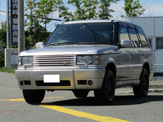 Photo of LAND_ROVER RANGE ROVER 4.0 SE / used LAND_ROVER